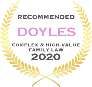 Doyles Family Law - High-Value - Recommended - 2020