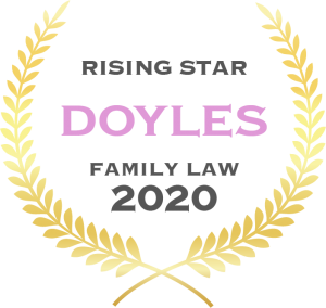 Doyles Family Law - Rising Star - 2020