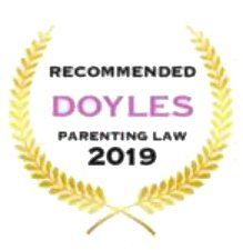 Doyles Law Award - 2019